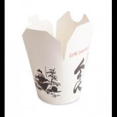 Контейнер бумажный Сhina Pack 450 мл Китай