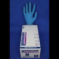 Перчатка Латекс Dermagrip High Risk 50 шт.M 10%