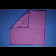 Салфетка из микрофибры 29х29 200 пл фиолетовая