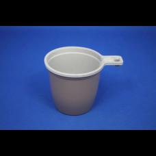 Чашка кофейная 200 мл бел.- кор. ИП