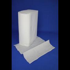 Полотенце бумажное Z-укл белое 1-сл 200 шт. ТС