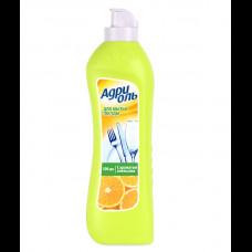 Средство для посуды Адриоль апельсин 0,5 л