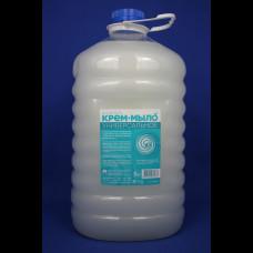 Мыло-крем с перламутром 5 л
