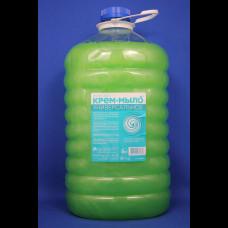 Мыло-крем с перламутром зеленое 5 л