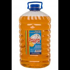 """Средство для посуды """"Радуга"""" Апельсин 5 л"""