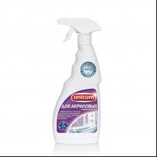 Спрей для чистки акриловых ванн и душевых кабин UNICUM 500 мл
