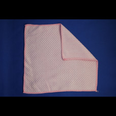 Салфетка Relief Lux (микрофибра) 30х30 розовый