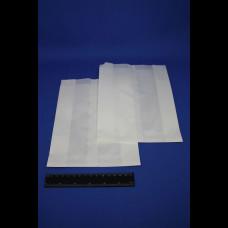 Пакет бумажный 260х150х340 писчая белая 65 г/м2