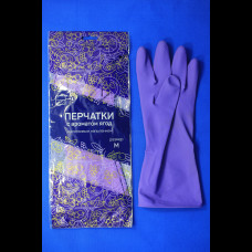 Перчатки хозяйственные с запахом ягод M КонтинентПак