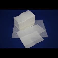 Диспенсерные салфетки Lime 18х24 см белые 1-сл 100 шт. 247100