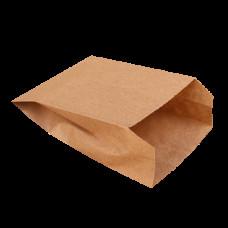 Пакет бумажный 110х50х610 ОДП 40 гр крафт