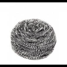 Мочалка металлическая 2 шт. спираль 15 гр