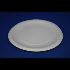 Тарелка бум. круглая d-185 (290 Л)