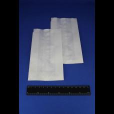 Пакет бумажный 80х50х170 писчая белая 65 г/м2