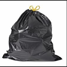 Пакет для мусора 120 л с завязками 10 шт. ДП