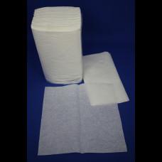 Полотенце бумажное V-укл. белое 1-сл. 250 шт. В