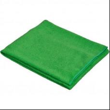 Тряпка для пола из микрофибры 80х100 см 250 пл зеленая