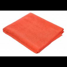 Тряпка для пола из микрофибры 80х100 см 250 пл красная