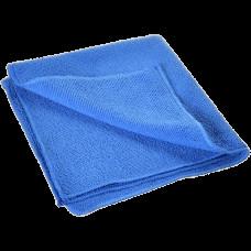 Тряпка для пола из микрофибры 50х60 см СТАНДАРТ голубая