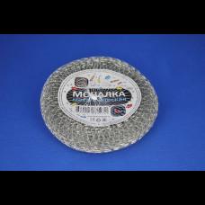 Мочалка металлическая Макси 40 гр в сетке (30шт/кор) КонтинентПак