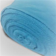 Микрофибра в рулоне голубая 200 г/м2, 1,64 м