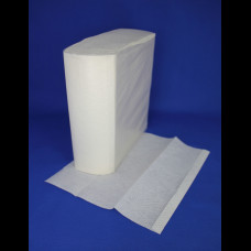 Полотенце бумажное Z-укл. белое 1-сл. 200 шт. А