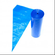 Мешок кондитерский LDPE 3-х сл. синий L 53 см 100 шт