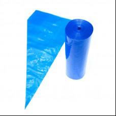 Мешок кондитерский LDPE 3-х сл. синий S 36 см 100 шт