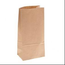Пакет бумажный 80х50х230 крафт 70 гр (1500шт/кор)