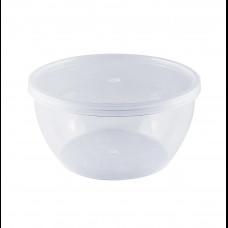 Крышка к банке 360/500/600 мл d-112 ПП прозр. Перинт