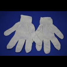 Перчатки ХБ без ПВХ 4 нити 10 класс (250пар)