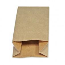 Пакет бумажный 120х80х330 крафт 70 гр (1000) ПТ