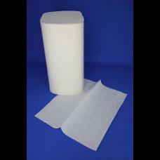 Полотенце бумажное V-укл. белое 1-сл. 250 шт. А
