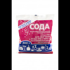 Сода 400 гр